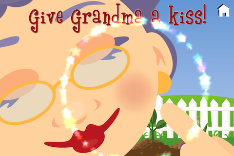 Grandma's Garden screenshot